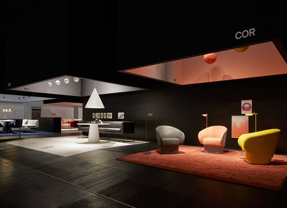 imm cologne 2017 davenport campbell. Black Bedroom Furniture Sets. Home Design Ideas